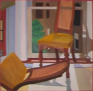 Still Life with chairs